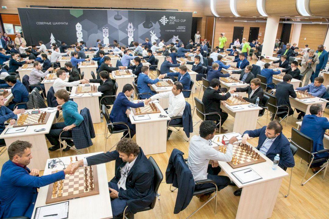 Chess World Cup 2019